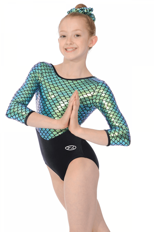 Azalea Long Sleeve Gymnastics Leotard f40ff9913d6