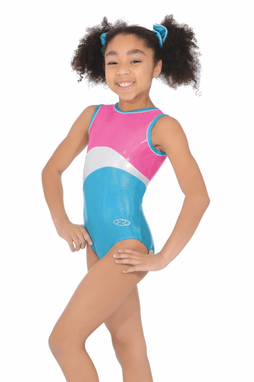 Solo Sleeveless Gymnastics Leotard Soldes · Justaucorps SOLO sans manches 4f4d76ed091