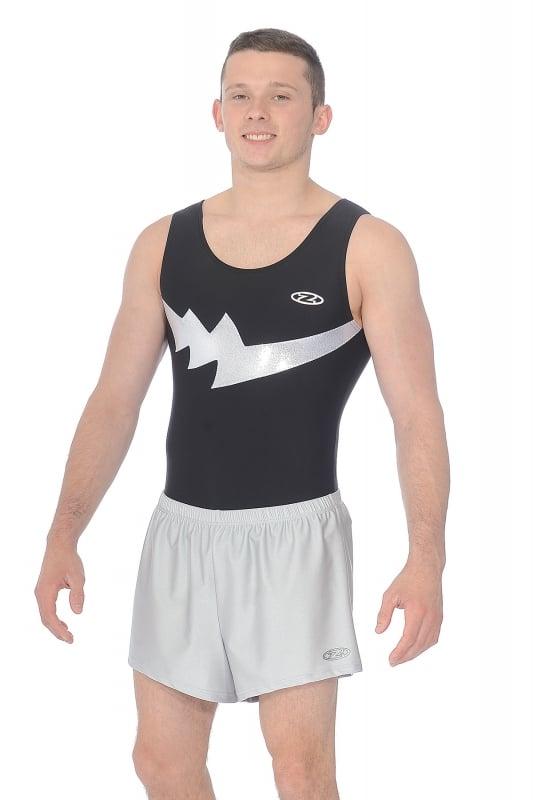 Z354STO Le léotard de gymnastique Storm pour homme 5dc3318bb63